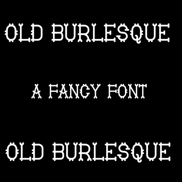 old-burlesque