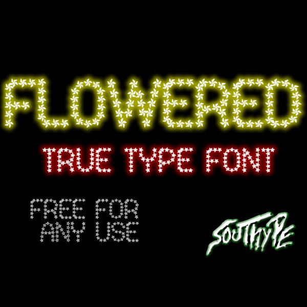 flowered Stdf