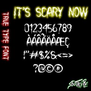 it's Scary nowc