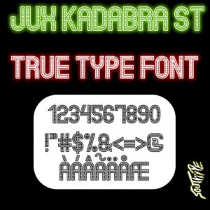 Jux Kadabra St df