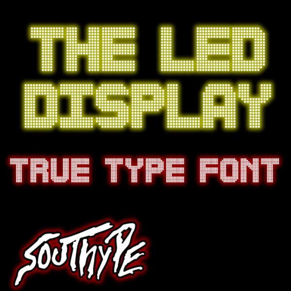 the led display C