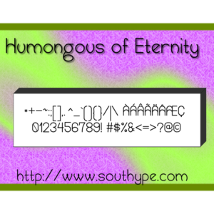 Humongous of Eternity StC2