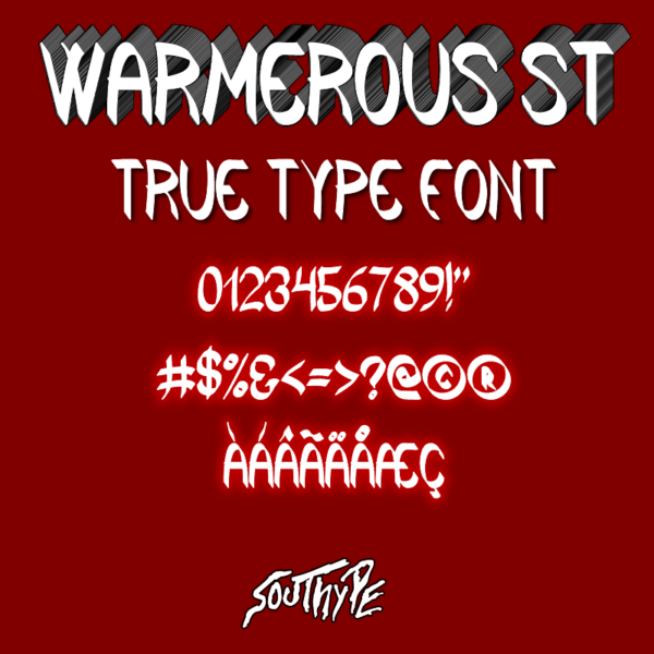 Warmerous St df