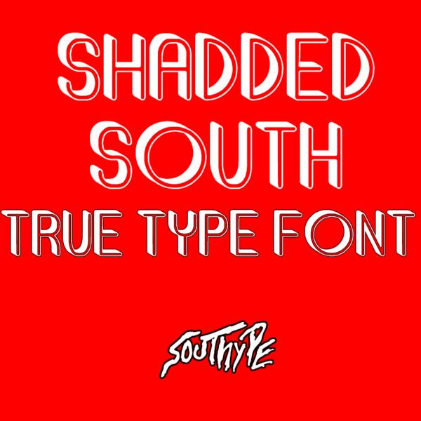 shadded south df