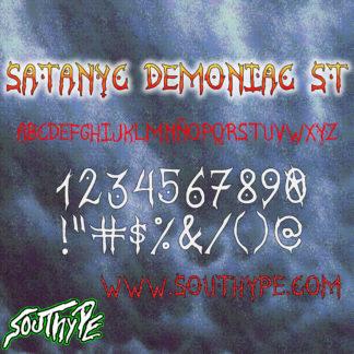 satanyc demoniac